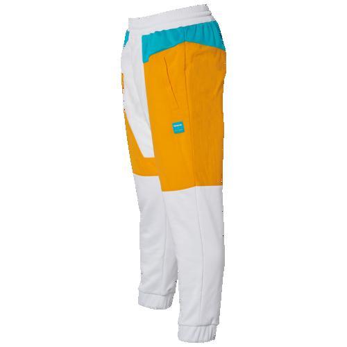 (取寄)リーボック レディース ジジ カラーブロック トラック パンツ Reebok Women's Gigi Colorblocked Track Pants White