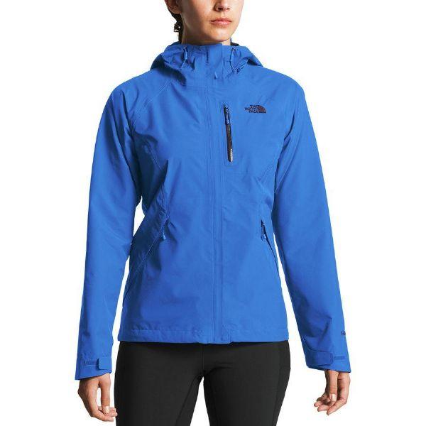 (取寄)ノースフェイス レディース Dryzzle ジャケット The North Face Women Dryzzle Jacket Bomber Blue