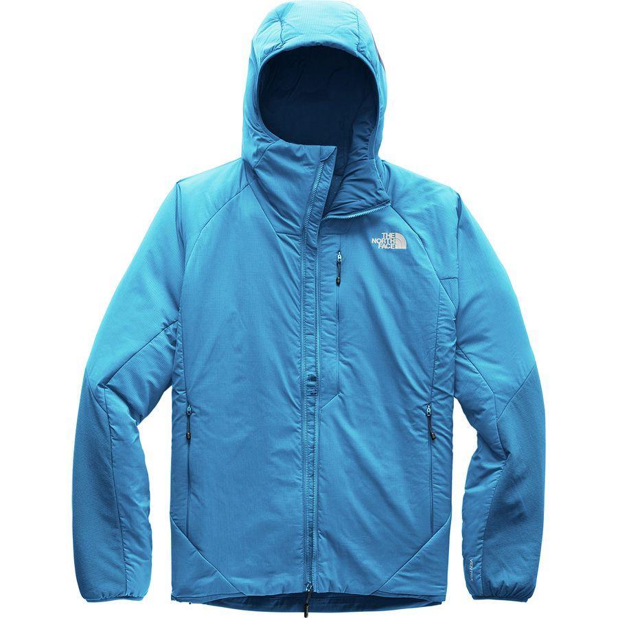 (取寄)ノースフェイス メンズ ヴェントリックス フーデッド インサレーテッド ジャケット The North Face Men's Ventrix Hooded Insulated Jacket Hyper Blue, 自転車スマートジョイ SMART JOY d57162af