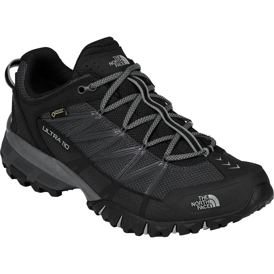 (取寄)ノースフェイス メンズ ウルトラ 110Gtx シューズ The North Face Men's Ultra 110 GTX Shoe Tnf Black/Dark Shadow Grey