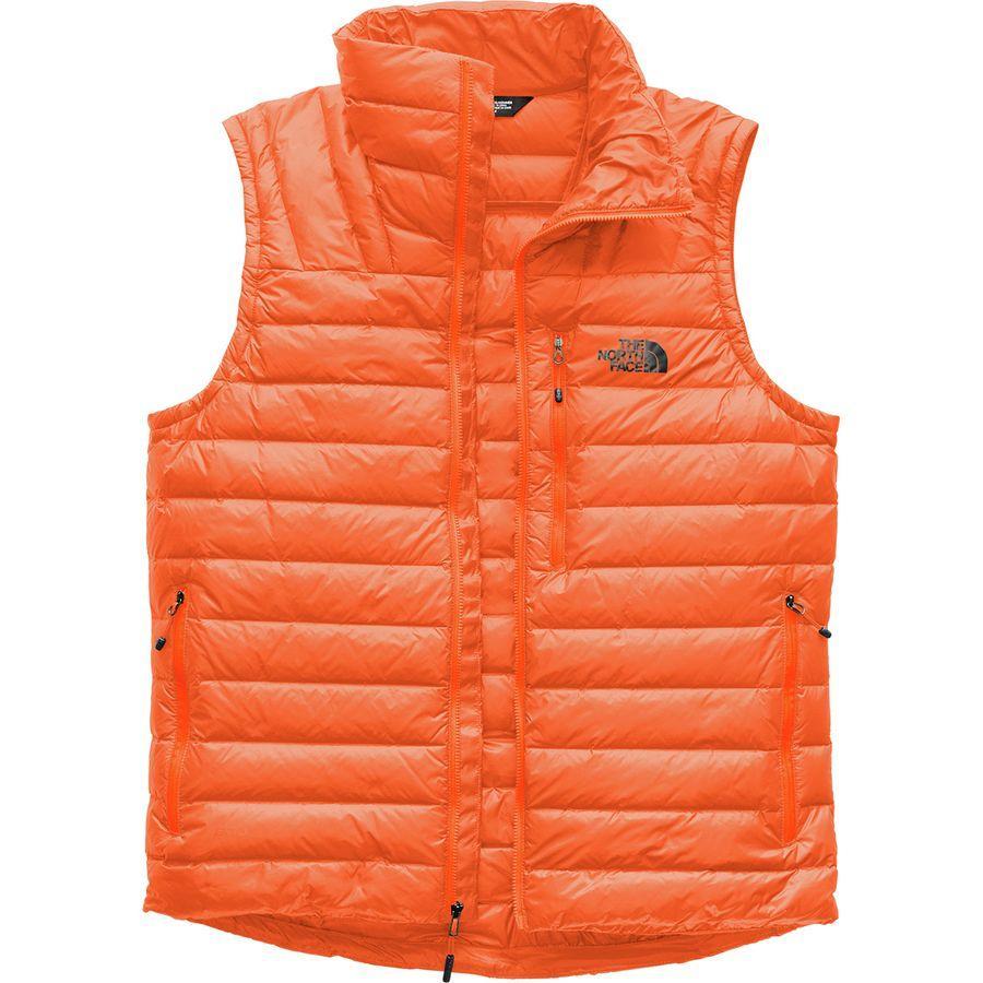 (取寄)ノースフェイス メンズ モーフ ベスト The North Face Men's Morph Vest Persian Orange, ニシビワジマチョウ ba19041d