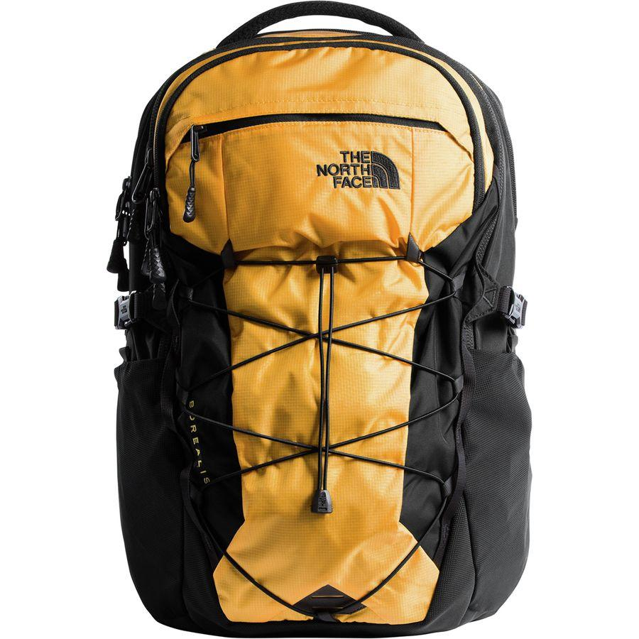 (取寄)ノースフェイス ボレアリス 28L バックパック The North Face Men's Borealis 28L Backpack Tnf Yellow Ripstop/Tnf Black