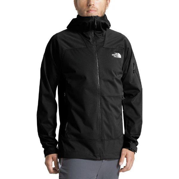 (取寄)ノースフェイス メンズ インペンダー ソフト シェル ジャケット The North Face Men's Impendor Soft Shell Jacket Tnf Black/Tnf Black