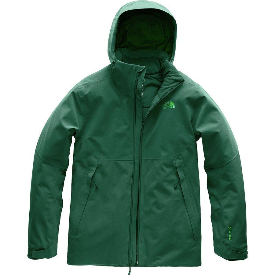 (取寄)ノースフェイス メンズ アペックス フレックス Gtx サーマル フーデッド ジャケット The North Face Men's Apex Flex GTX Thermal Hooded Jacket Botanical Garden Green/Primary Green