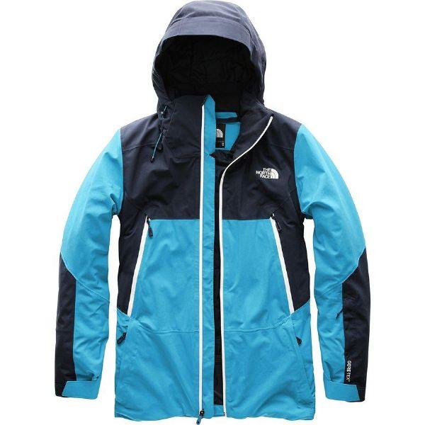 (取寄)ノースフェイス メンズ アペックス フレックス Gtx 2L スノー ジャケット The North Face Men's Apex Flex GTX 2L Snow Jacket Hyper Blue/Urban Navy