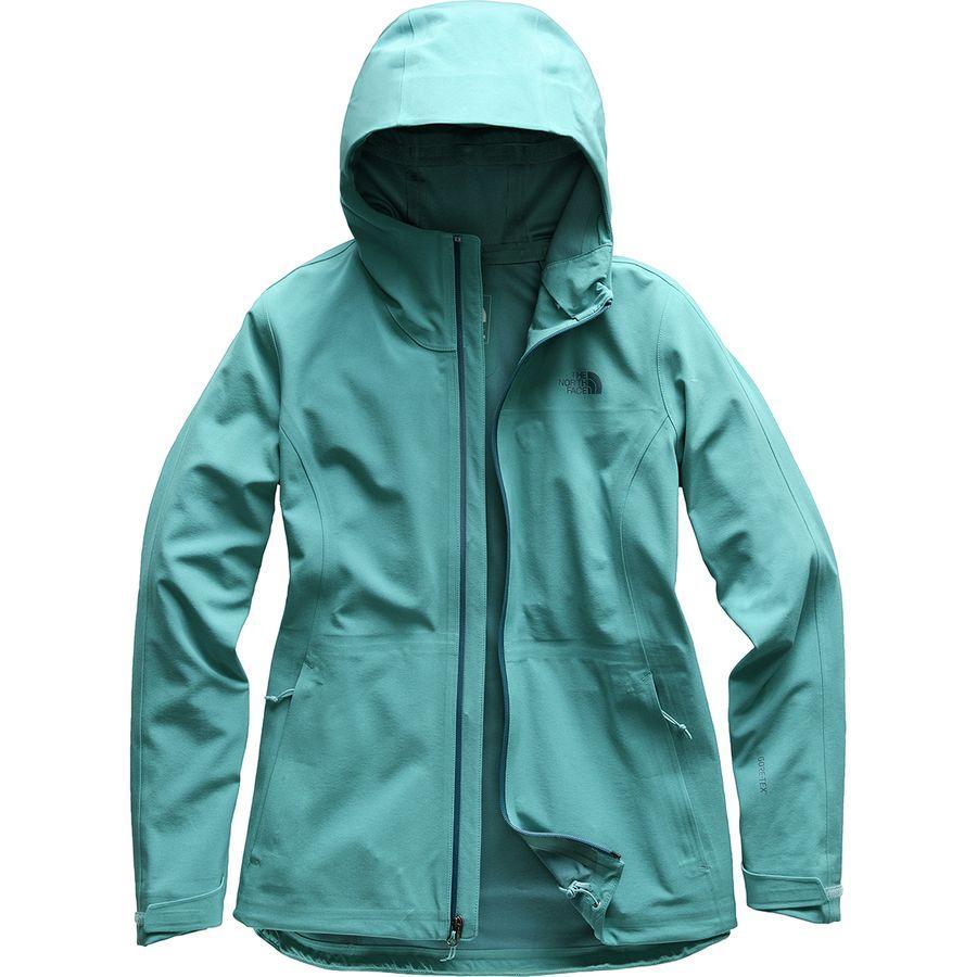 (取寄)ノースフェイス レディース アペックス フレックス Gtx 3.0 ジャケット The North Face Women Apex Flex GTX 3.0 Jacket Storm Blue
