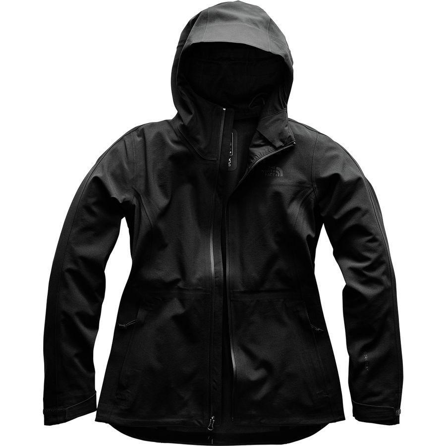 (取寄)ノースフェイス レディース アペックス フレックス Gtx 3.0 ジャケット The North Face Women Apex Flex GTX 3.0 Jacket Tnf Black