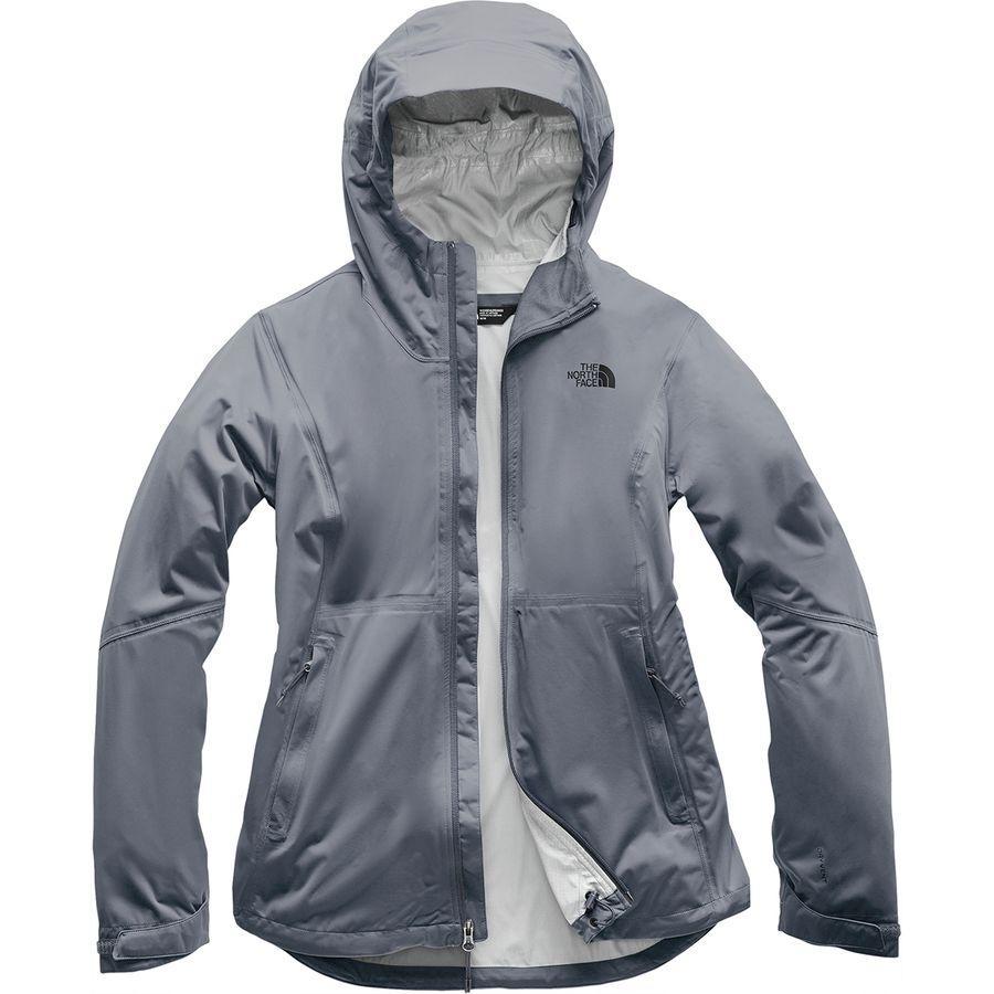 (取寄)ノースフェイス レディース オールプルーフ ストレッチ ジャケット The North Face Women Allproof Stretch Jacket Grisaille Grey