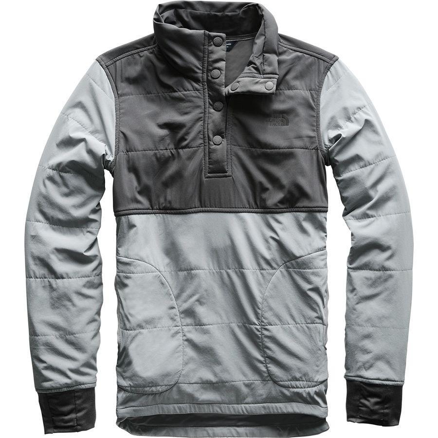 (取寄)ノースフェイス レディース マウンテン トレーナー プルオーバー The North Face Women Mountain Sweatshirt Pullover Asphalt Grey/Mid Grey