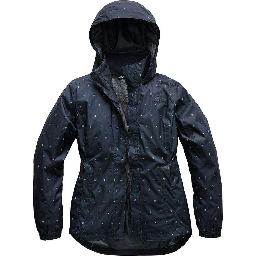 (取寄)ノースフェイス レディース リゾルブ 2 パーカー The North Face Women Resolve II Parka Urban Navy Moon Phases Print