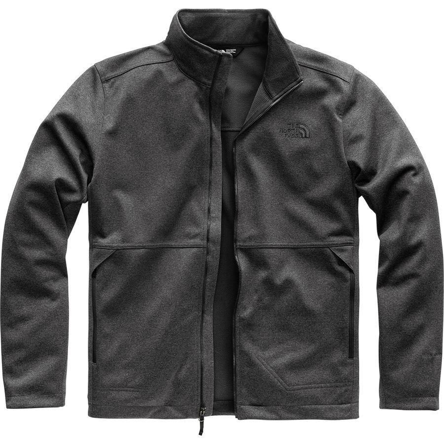 【エントリーでポイント10倍】(取寄)ノースフェイス メンズ アペックス Canyonwall ジャケット The North Face Men's Apex Canyonwall Jacket Tnf Dark Grey Heather