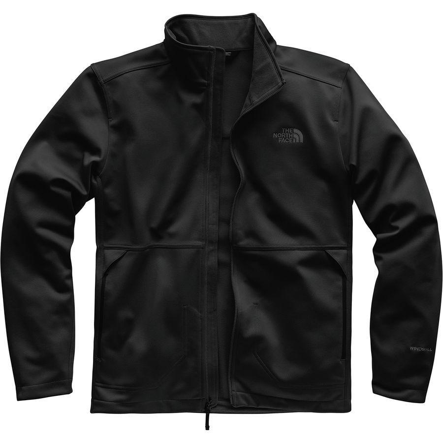 【エントリーでポイント10倍】(取寄)ノースフェイス メンズ アペックス Canyonwall ジャケット The North Face Men's Apex Canyonwall Jacket Tnf Black