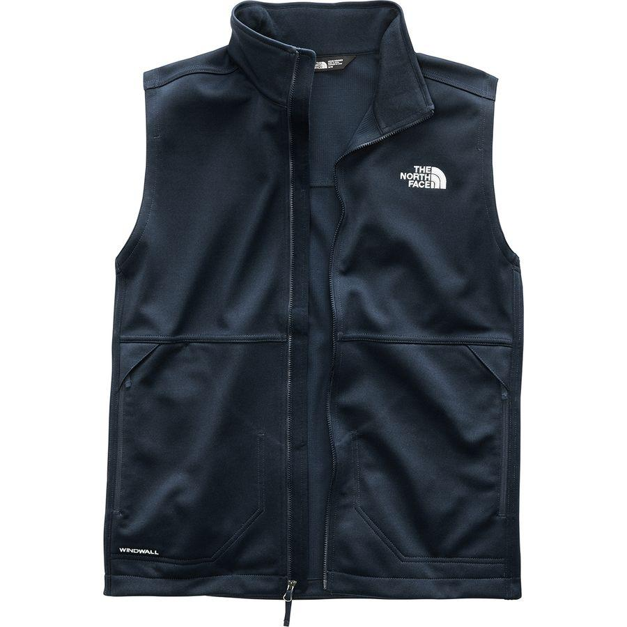 (取寄)ノースフェイス メンズ アペックス Canyonwall ベスト The North Face Men's Apex Canyonwall Vest Urban Navy