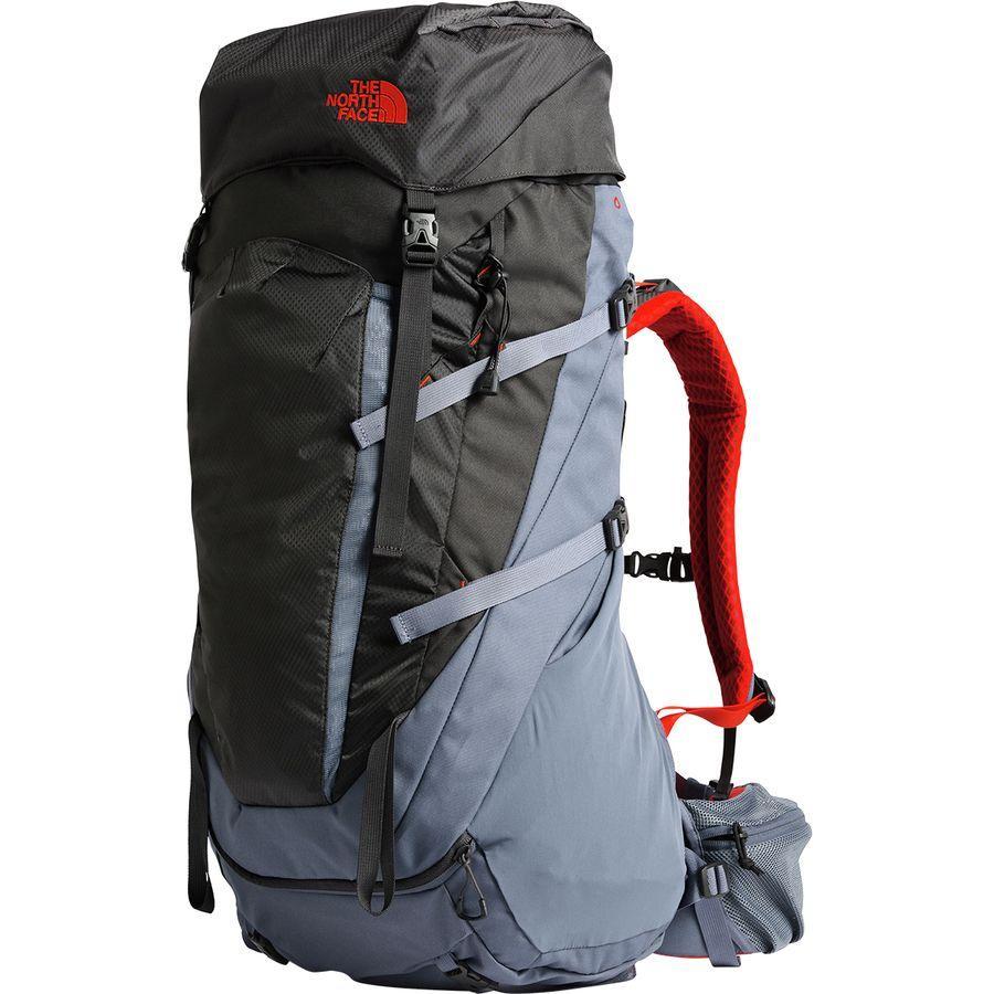 (取寄)ノースフェイス テラ 55L バックパック The North Face Men's Terra 55L Backpack Grisaille Grey/Asphalt Grey