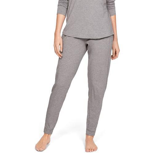 (取寄)アンダーアーマー レディース リカバリー スリープウェア ジョガー Underarmour Women's Recovery Sleepwear Jogger Grey Fade Heather