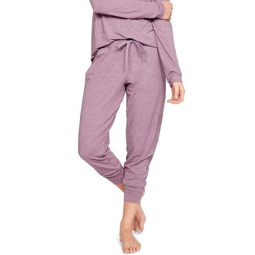 (取寄)アンダーアーマー レディース リカバリー スリープウェア ジョガー Underarmour Women's Recovery Sleepwear Jogger Purple Fade Heather