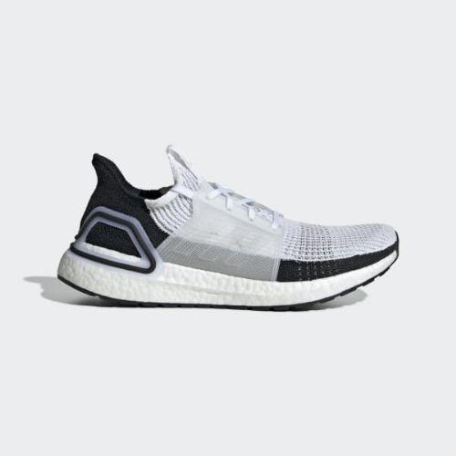 (取寄)アディダス メンズ ウルトラブースト 19 ランニングシューズ adidas Men's Ultraboost 19 Shoes Cloud White / Cloud White / Grey