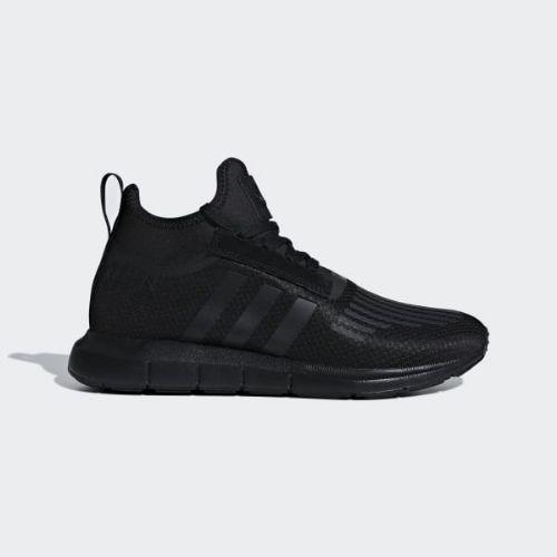 (取寄)アディダス オリジナルス メンズ スウィフト ラン バリア スニーカー adidas originals Men's Swift Run Barrier Shoes Core Black / Core Black / Core Black