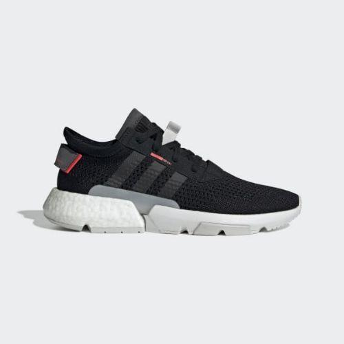 (取寄)アディダス オリジナルス メンズ POD-S3.1 スニーカー adidas originals Men's POD-S3.1 Shoes Core Black / Core Black / Shock Red