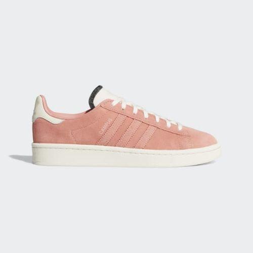 (取寄)アディダス オリジナルス レディース キャンパス スニーカー adidas originals Women Campus Shoes Tactile Rose / Tactile Rose / Off White, 白川町 6fba60cc