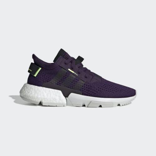 (取寄)アディダス オリジナルス レディース POD-S3.1 スニーカー adidas originals Women POD-S3.1 Shoes Legend Purple / Legend Purple / Hi-Res Yellow