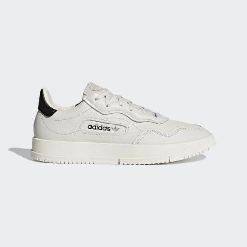(取寄)アディダス オリジナルス メンズ SCプレミア スニーカー adidas originals Men's SC Premiere Shoes Raw White / Chalk White / Off White