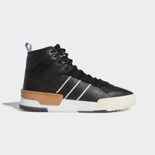 (取寄)アディダス オリジナルス メンズ ライバルリ RM スニーカー adidas originals Men's Rivalry RM Shoes Core Black / Cream White / Orange