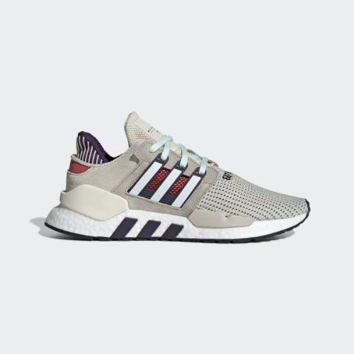 (取寄)アディダス オリジナルス メンズ EQT サポート 91/18 スニーカー adidas originals Men's EQT Support 91/18 Shoes Clear Brown / Cloud White / Off White