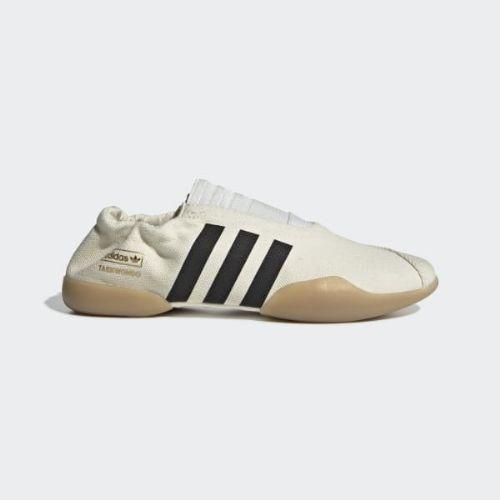 (取寄)アディダス オリジナルス レディース テコンドー スニーカー adidas originals Women Taekwondo Shoes Cream White / Core Black / Gum
