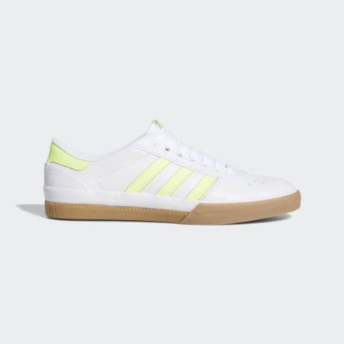 (取寄)アディダス オリジナルス レディース ルーカス プレミア スニーカー adidas originals Women Lucas Premiere Shoes Cloud White / Hi-Res Yellow / Gum
