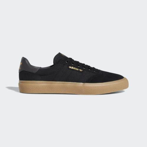 (取寄)アディダス オリジナルス メンズ 3MC バルカ スニーカー adidas originals Men's 3MC Vulc Shoes Core Black / Solid Grey / Gum