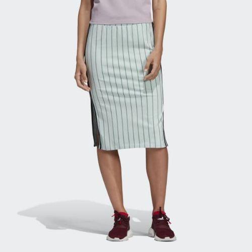 (取寄)アディダス オリジナルス レディース スカート adidas originals Women Skirt Green / Collegiate Green