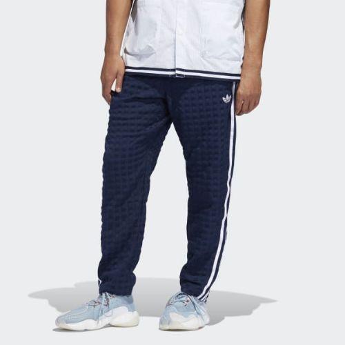(取寄)アディダス オリジナルス メンズ バンヤン 3-ストライプス パンツ adidas originals Men's Banyan 3-Stripes Pants Collegiate Navy