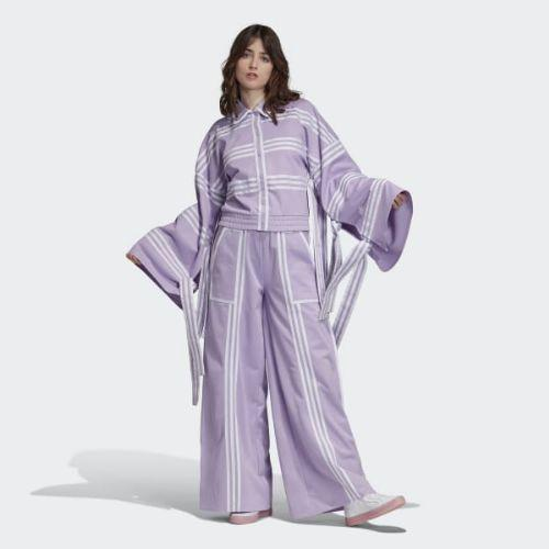 (取寄)アディダス オリジナルス レディース トラック ジャケット adidas originals Women Track Jacket Purple Glow