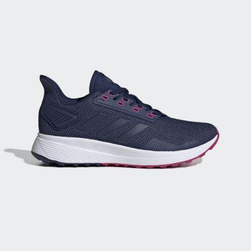 (取寄)アディダス レディース デュラモ 9 ランニングシューズ adidas Women Duramo 9 Shoes Blue / Blue / Trace Blue