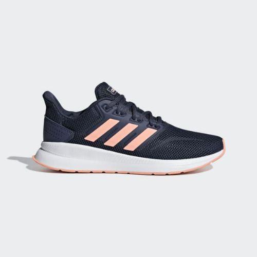(取寄)アディダス レディース ランファルコン ランニングシューズ adidas Women Runfalcon Shoes Trace Blue / Dust Pink / Trace Blue