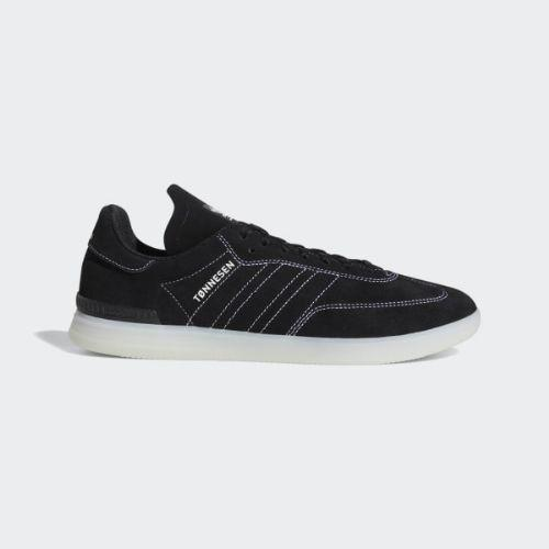 (取寄)アディダス オリジナルス メンズ サンバ Adv スニーカー adidas originals Men's Samba ADV Shoes Core Black / Cloud White / Crystal White
