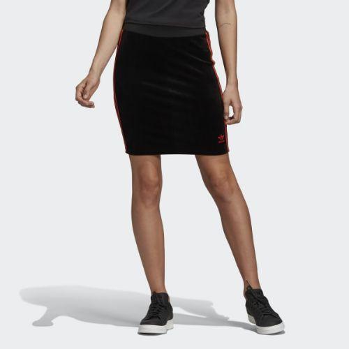 (取寄)アディダス オリジナルス レディース V デイ スカート adidas originals Women V-Day Skirt Black