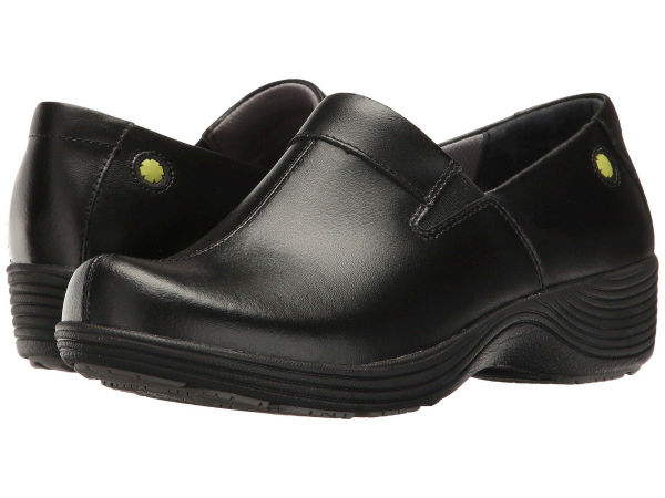 (取寄)ダンスコ レディース コーラル Dansko Women Coral Black Leather