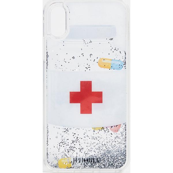 【クーポンで最大2000円OFF】(取寄)アイフォリア チル ピル アイフォン X ケース Iphoria Chill Pill iPhone X Case Multi