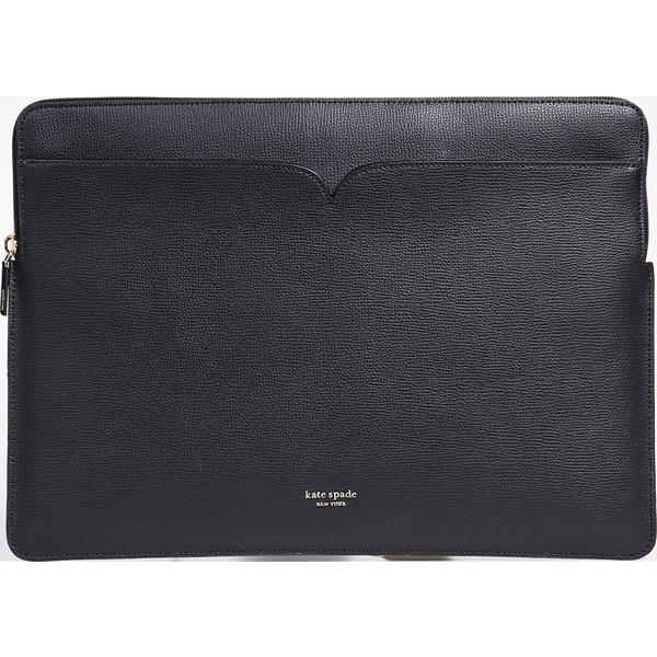 【クーポンで最大2000円OFF】(取寄)ケイトスペード シルビア ユニバーサル スリム ラップトップ スリーブ Kate Spade New York Sylvia Universal Slim Laptop Sleeve Black