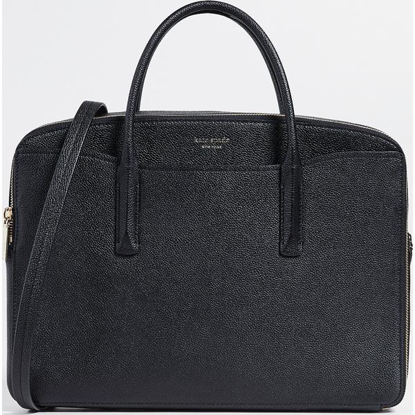 【クーポンで最大2000円OFF】(取寄)ケイトスペード マルゴー ダブル ジップ ラップトップ バッグ Kate Spade New York Margaux Double Zip Laptop Bag Black