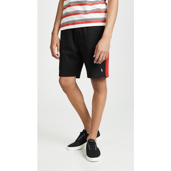 (取寄)ポロ ラルフローレン ウイング スウェット ショーツ Polo Ralph Lauren Wing Sweat Shorts PoloBlack, トキガワムラ 09c89d8c