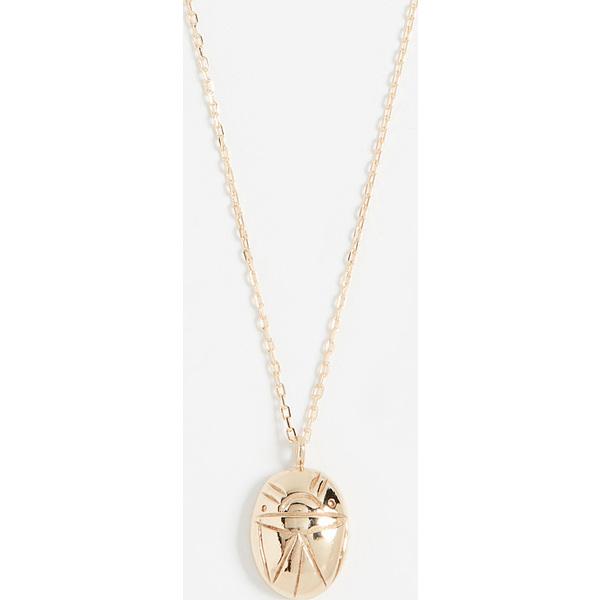 (取寄)シャシ クレオパトラ ネックレス Shashi Cleopatra Necklace Gold