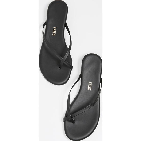 (取寄)ティキーズ レディース ライリー フリップ フロップス TKEES Women's Riley Flip Flops Sable
