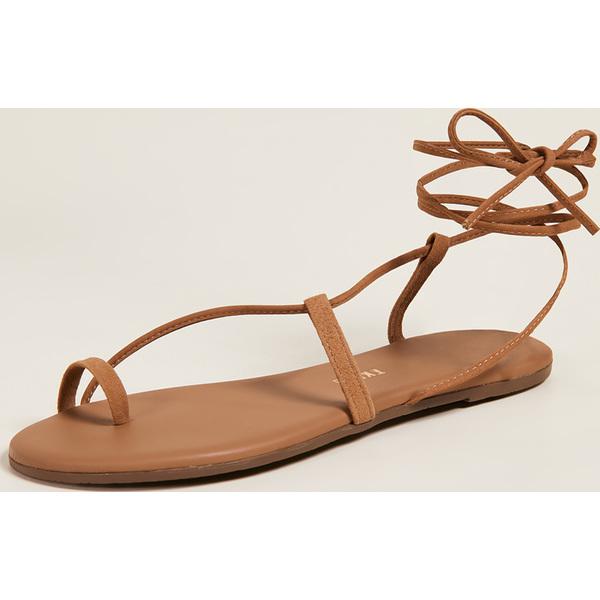 (取寄)ティキーズ レディース ジョ レース アップ サンダル TKEES Women's Jo Lace Up Sandals Hazelton