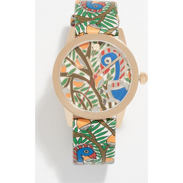 【クーポンで最大2000円OFF】(取寄)トリーバーチ ジジ ウォッチ 36mm Tory Burch Gigi Watch, 36mm Multicolor