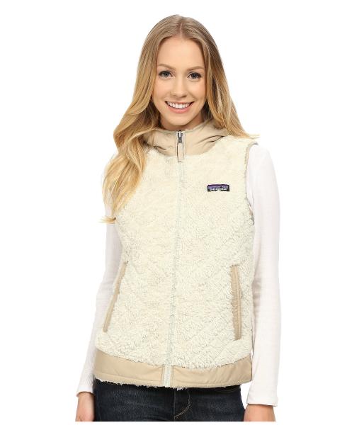 (Get CDN) Patagonia women s Los Gatos hooded best Patagonia Women Los Gatos  Hooded Vest Bleached Stone 62c820e16a