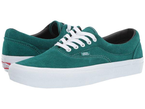 (取寄)Vans(バンズ) スニーカー エラ プロ メンズ Vans Men's Era Pro Quetzal Green/True White