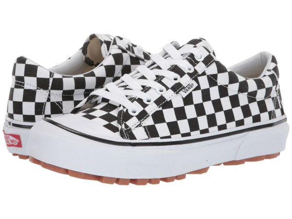 (取寄)Vans(バンズ) スニーカー スタイル 29 ユニセックス メンズ レディース Vans Unisex Style 29 Checkerboad/True White